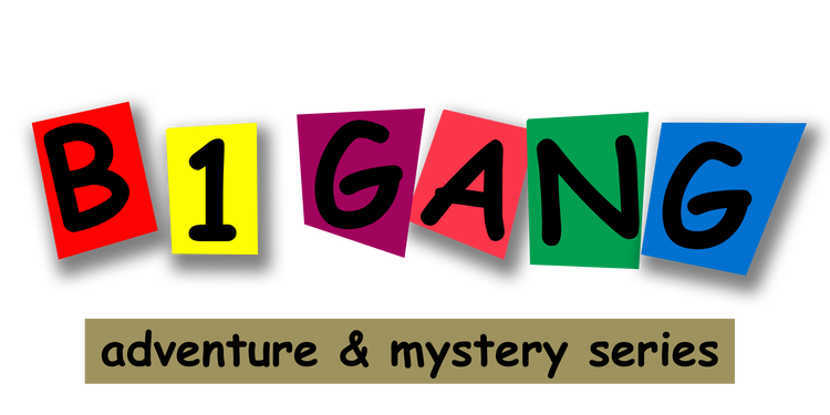 B1 Gang Adventure and Mystery Series